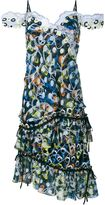 Peter Pilotto 'Cord' sleeveless dress - women - Silk/Cotton/Polyester/Viscose - 12