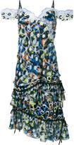 Peter Pilotto 'Cord' sleeveless dress - women - Silk/Cotton/Polyester/Viscose - 14