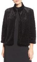 Laundry by Shelli Segal Women's Faux Fur Jacket