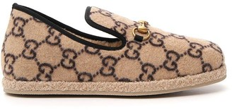 Gucci GG Horsebit Loafers