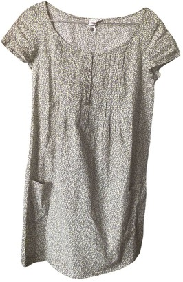 Bonpoint Grey Cotton Dress for Women
