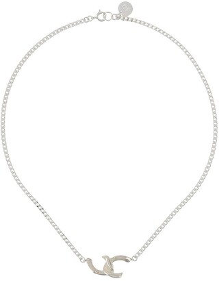 Annelise Michelson Tiny Dechainee chain necklace
