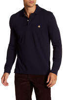 Brooks Brothers Performance Pique Slim Fit Polo