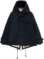 Sessun Fur-Lined Sandison Coat