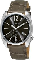 Azzaro Men's AZ1300.14KK.005 Seventies Dial Strap Small Second Dial Watch