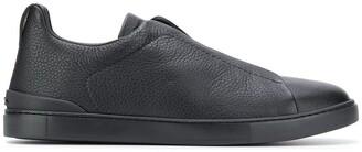 Ermenegildo Zegna Triple Stitch low-top sneakers