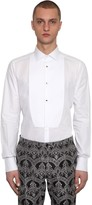 Dolce & Gabbana POPELI TUXED COTTON SHIRT