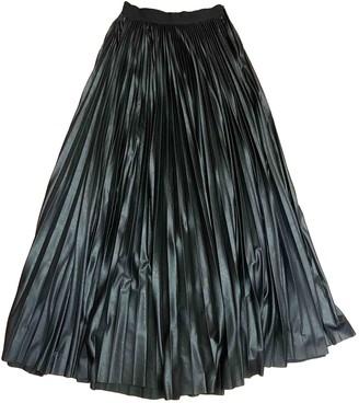 Francesco Scognamiglio Black Skirt for Women