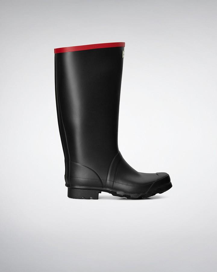 Hunter Argyll Full Knee Wellington Boots