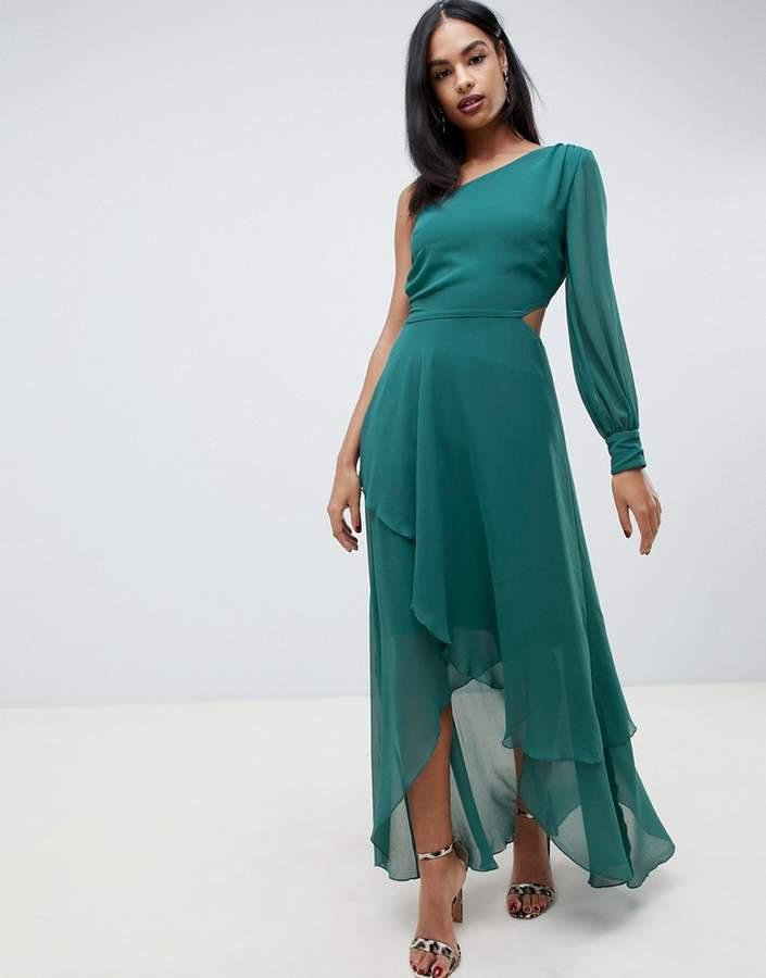 9de33fb6533 Asos Green Maxi Dresses - ShopStyle Canada