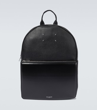 Maison Margiela 4-Stitches leather backpack
