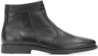 Lloyd almond toe ankle boots