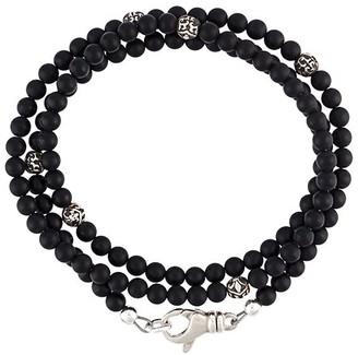 Nialaya Jewelry beaded wrap around bracelet