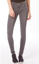 adidas Womens Skinny Jeans Light Grey Denim