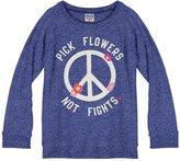 Junk Food Clothing Girl's Pick Flowers Fleece