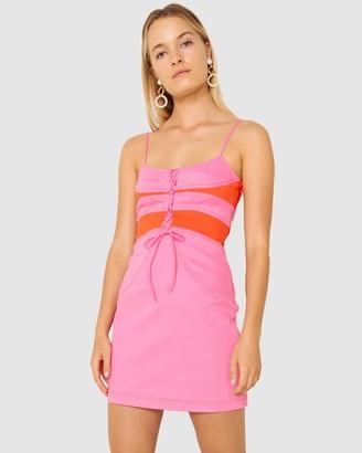 The East Order Ottie Mini Dress