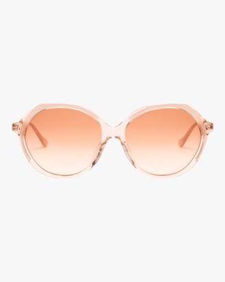 Velvet Canyon Heartbreakers Oversized Round-Frame Sunglasses