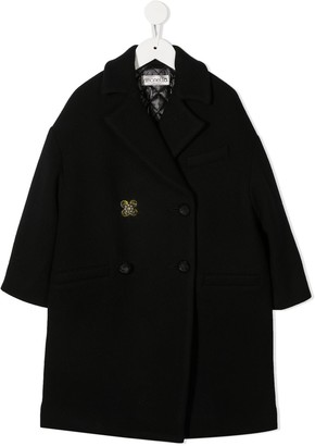 Simonetta Double-Breasted Coat