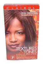 Clairol Textures and Tones hair Dye, Cocoa Brown