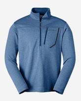 Eddie Bauer Men's High Route Fleece Pullover