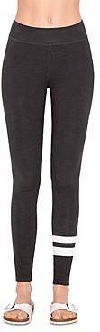 Sundry Striped Leggings