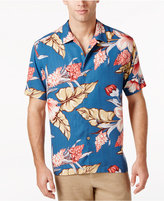 Tommy Bahama Men's 100% Silk San Paolo Blooms Shirt