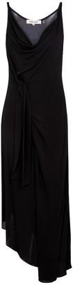 Diane von Furstenberg Amy jersey midi wrap dress