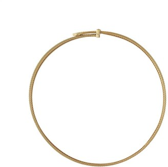 Gucci 18kt yellow gold Blind For Love choker