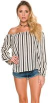 Billabong Mi Amore Off Shoulder Top