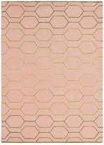 Wedgwood Arris Rug - Pink - 120x180cm