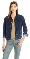 Hudson Women's Reese Long Sleeve Denim Button Front Jean Jacket