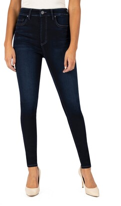 KUT from the Kloth Mia Fab Curve High Waist Toothpick Skinny Jeans