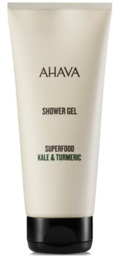 Thumbnail for your product : Ahava Superfood Kale & Turmeric Shower Gel, 6.8-oz.