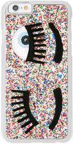 Chiara Ferragni 'Flirting' iPhone 6 case - women - PVC - One Size
