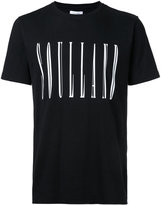 Soulland printed logo T-shirt - men - Cotton - S