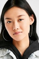 Urban Outfitters Sterling Silver + 18k Gold Plated Rachel Large Hoop Earring