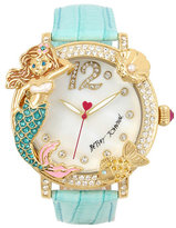Betsey Johnson Mermaid Love Watch