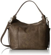 Steve Madden Bkoltt Hobo Bag,Grey
