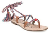 Sam & Libby Women's Basil Twist Wrap Gladiator Sandals