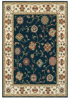 StyleHaven Khymer Timeless Borders Traditional Area Rug