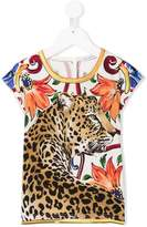 Dolce & Gabbana leopard print T-shirt