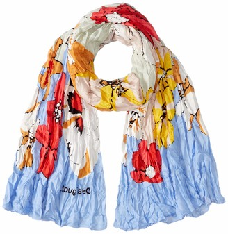 Desigual Women's Rectangle Foulard