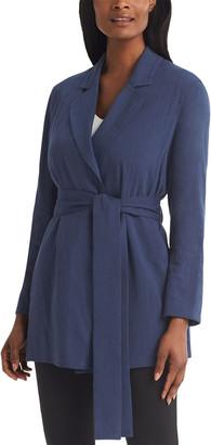 M.M. LaFleur M.M.Lafleur Imogen Linen-Blend Jacket