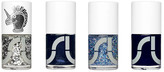 "Uslu Airlines Dark Blue Nail Polish Collection ""Starry Night"""