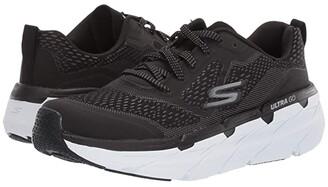 Skechers Max Cushion - 17690 (Black/White) Women's Shoes