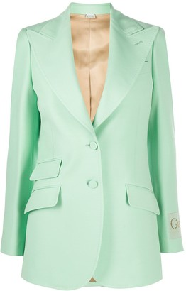 Gucci Tailored Single-Breasted Blazer
