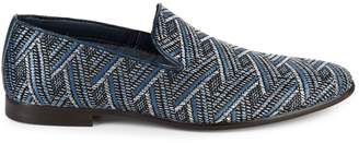 Steve Madden Dialed Textured Loafers