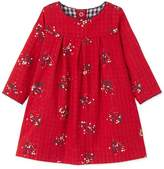 Petit Bateau Baby girls printed double knit dress