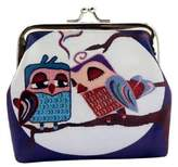 Mapletop Womens Owl Wallet Card Holder Cute Coin Purse
