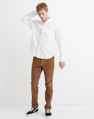 Madewell Slim Corduroy Jeans